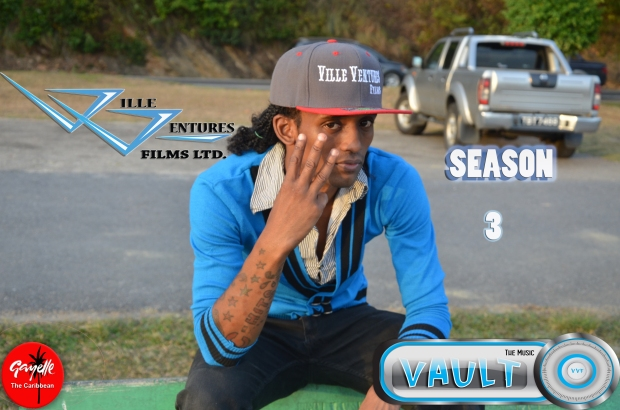 Music Vault season 3 poster