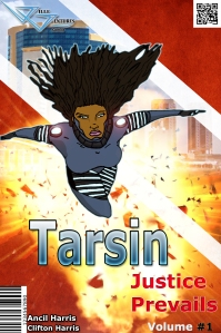 tarsin comic cover #1