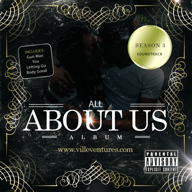 all about us album cover