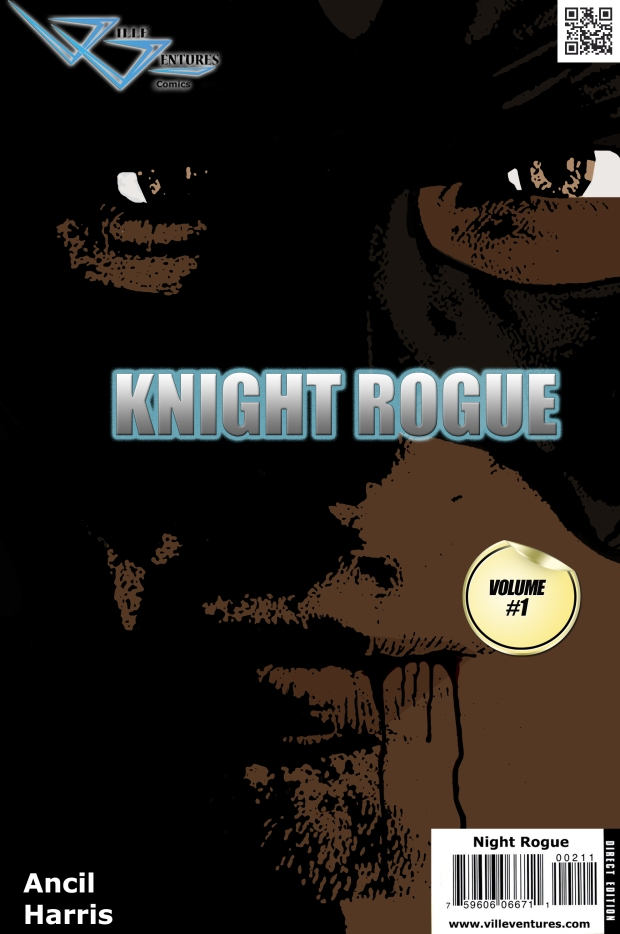 night rogue cover