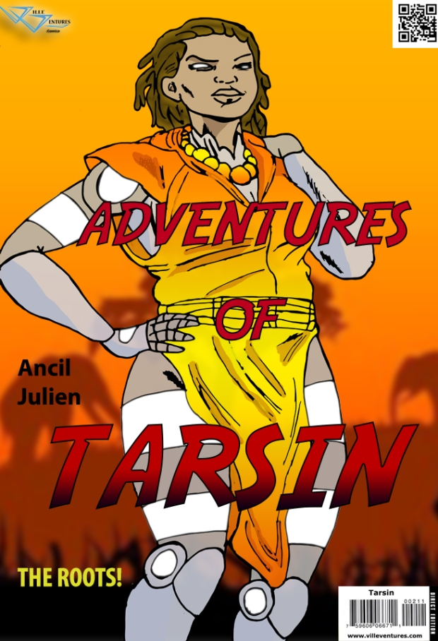 adventures of tarsin cover